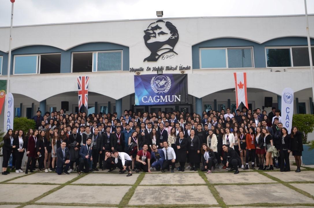 ÖZEL ÇAĞ FEN / ANADOLU LİSESİ CAGMUN'19